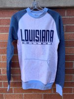 SHADES OF BLUE SWEATSHIRT