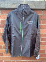 FULL-ZIP WEATHERPROOF JACKET