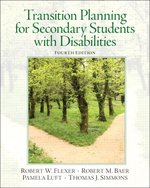 TRANSITION PLANNING FOR SECONDARY ST WITH DISABILITIES (P)