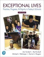 EXCEPTIONAL LIVES (WMYEDLABETEXT-ACCESS CARD)(LOOSE PGS)
