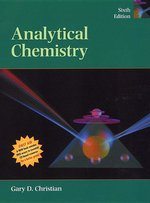ANALYTICAL CHEMISTRY (W/CD)