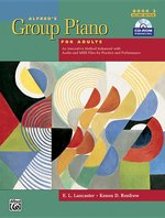 ALFRED'S GROUP PIANO FOR ADULTS (W/CD) (BK 2)