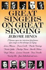 GREAT SINGERS ON GREAT SINGING (P)