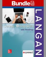College Writing Skills with Readings - LL with Connect Access