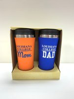 Mom & Dad Tumbler Set - 16 oz